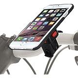 TiGRA Sport iPhone6s 自転車 バイク ホルダー 携帯自転車ホルダー ケース MountCase for iPhone6s/6【簡単2タッチで着脱】