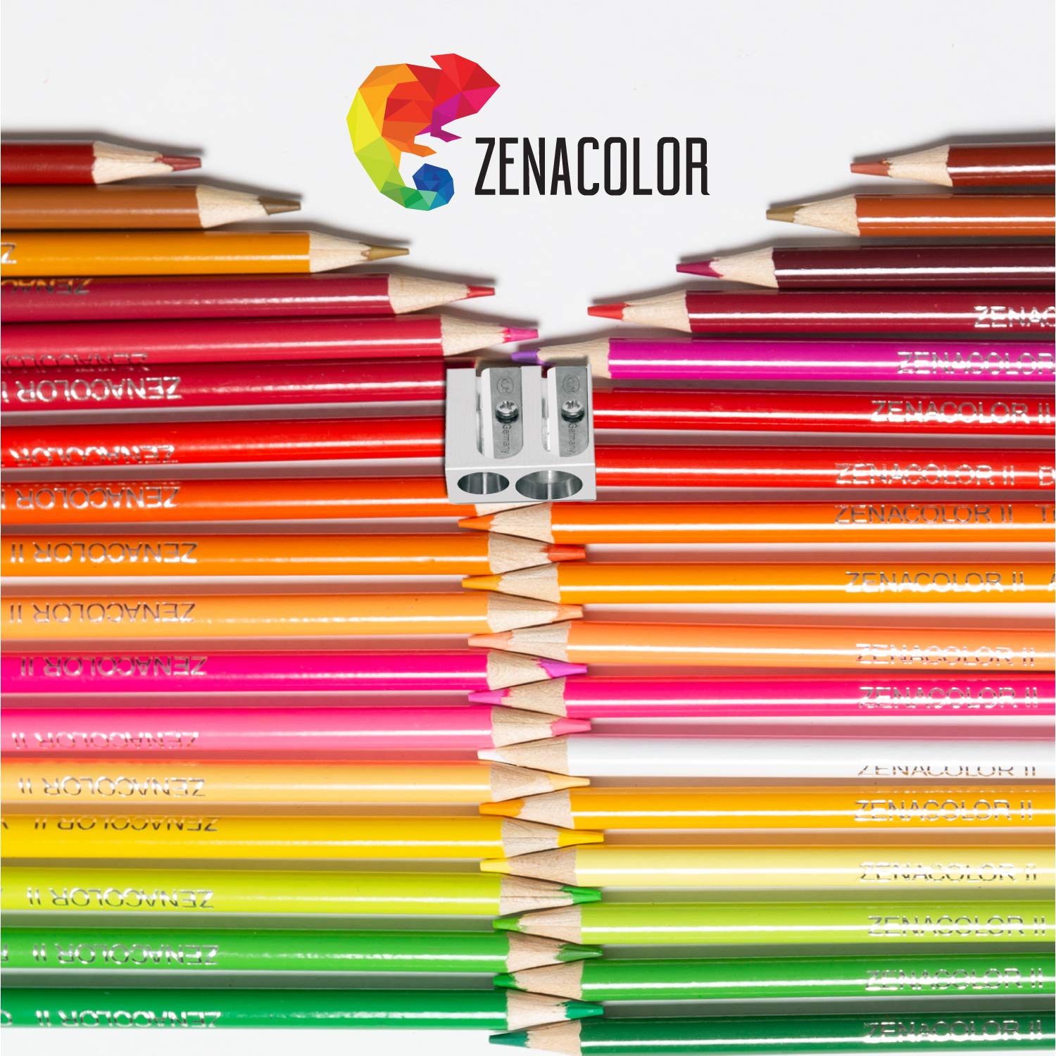 72 Watercolor Pencils Professional, Numbered, with a Brush and Metal Box - 72 Water Color Pencils for Adults and Adult Coloring Books - Watercolor Pencil for Kids, Colored Pencils, Art Set 81kbnwUfQqL