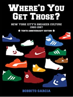 where d you get those new york city s sneaker culture  10th anniversary edition new york city s sneaker culture