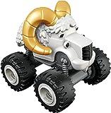 Blaze et les Monster Machines–Véhicule de base camion longues cornes (Mattel ckk64)