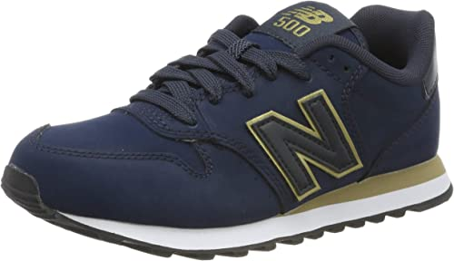 New Balance Damen 500 Sneaker, grau: Amazon.de: Schuhe ...