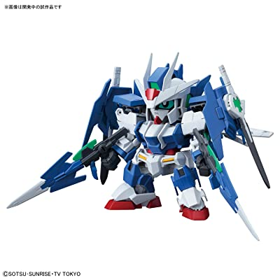 "Bandai Hobby SDCS 00 Diver Gundam ""Gundam Build Divers"" Model Kit: Toys & Games"