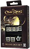 Set de dés The One Ring RPG 6D6+D12 (7)