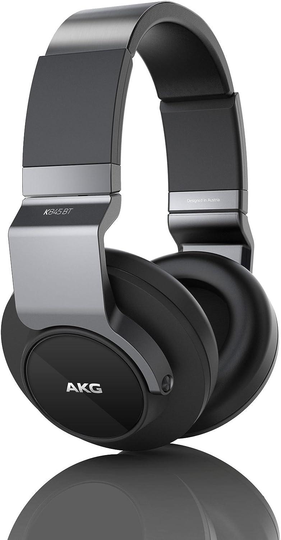 AKG K845 Casque Audio Fermé de Haute Performance