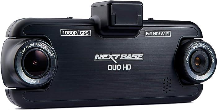 Nextbase Duo HD - Cámara de Tablero de vehículo DVR para el ...