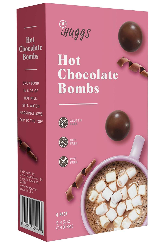 STILEKSTAR |  Bombe s vrućom čokoladom