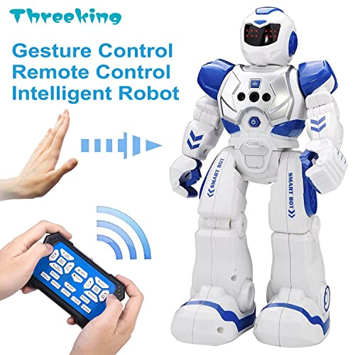 Threeking Smart Robot Toy review