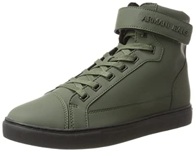 Armani Jeans HIKING - Baskets montantes noir 5DFRdE9X8v