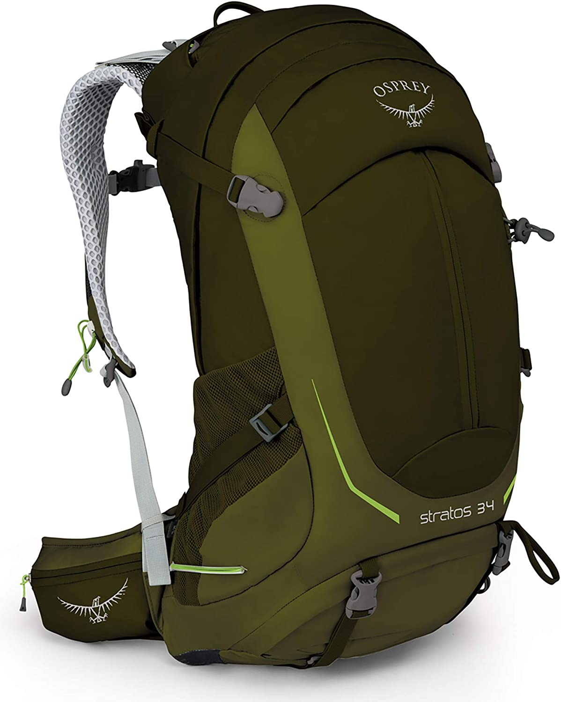 Osprey Stratos 34 Men's Hiking Backpack