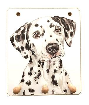 Key Racks Dalmatien Amant Cadeau - LArtiste Britannique ...