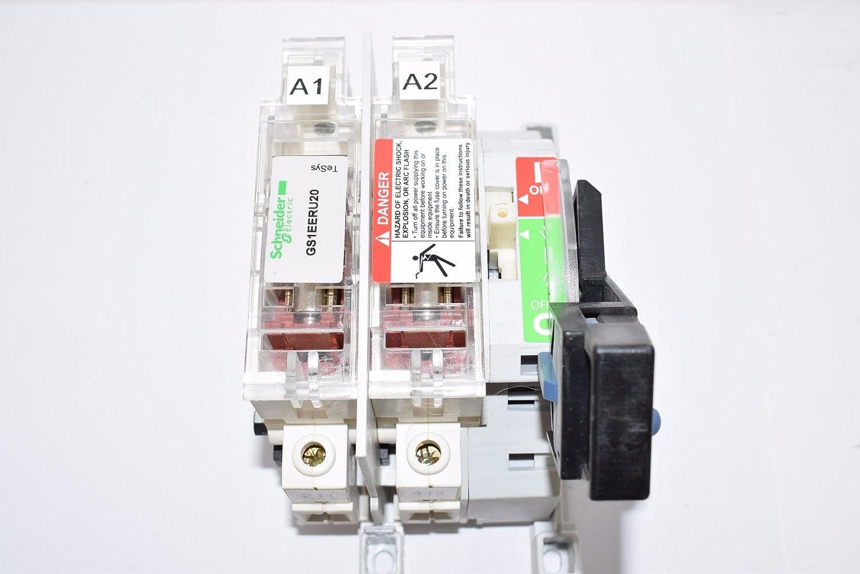30A 600VAC SCHNEIDER ELECTRIC MD3304X SWITCH 3P LOAD BREAK