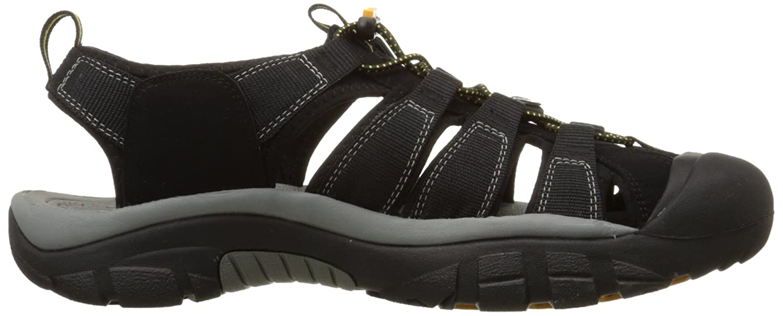 KEEN Men's Newport H2 Sandal B0006YYVS2 15 D(M) US|Black
