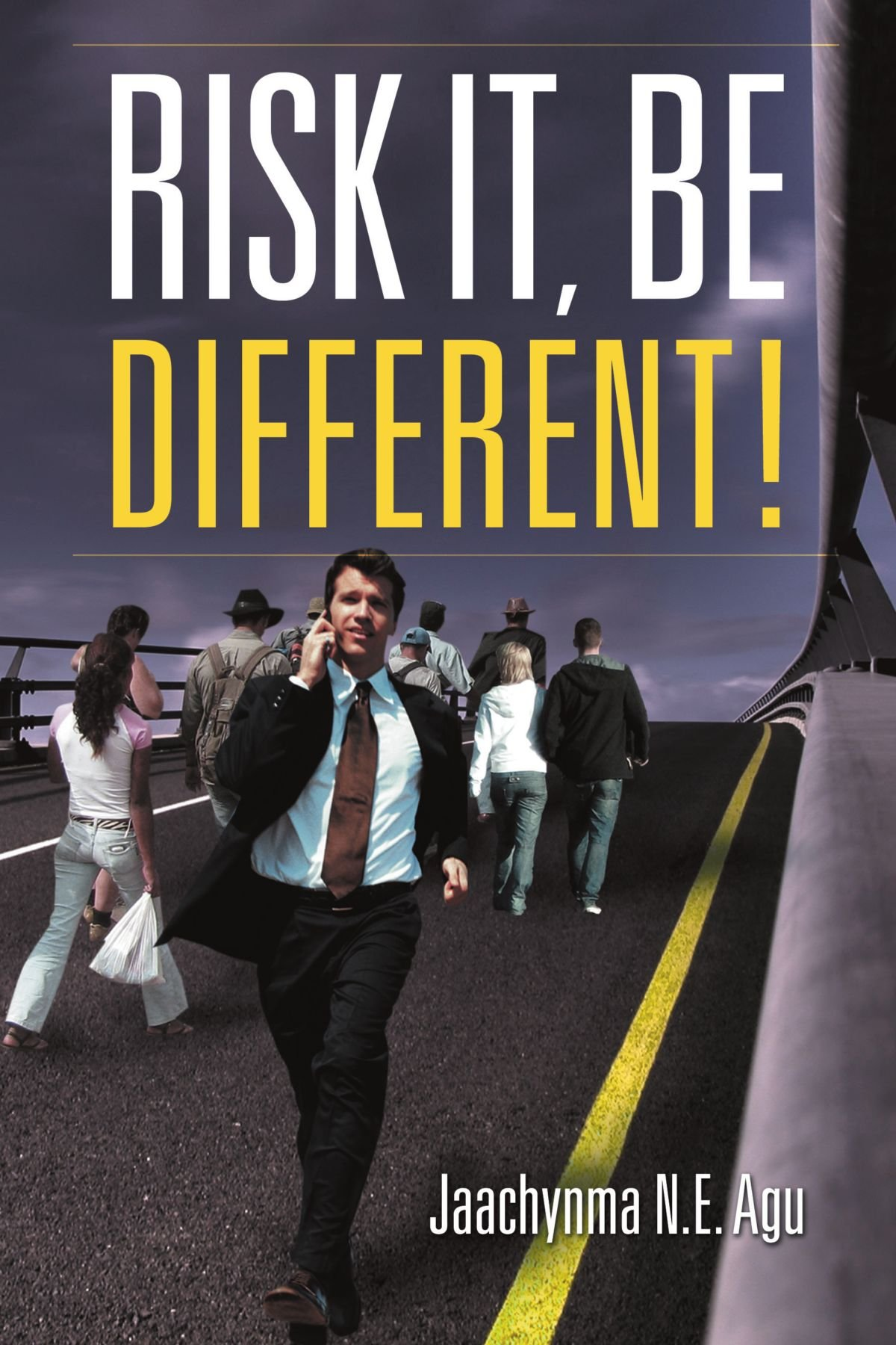 Risk It, Be Different! ebook