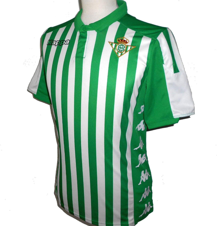 Kappa 2019/20 Real Betis Primera equipación: Amazon.es: Deportes y ...