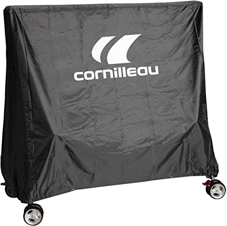 Cornilleau - Funda para Mesa, poliéster, tamaño único, Color Gris ...