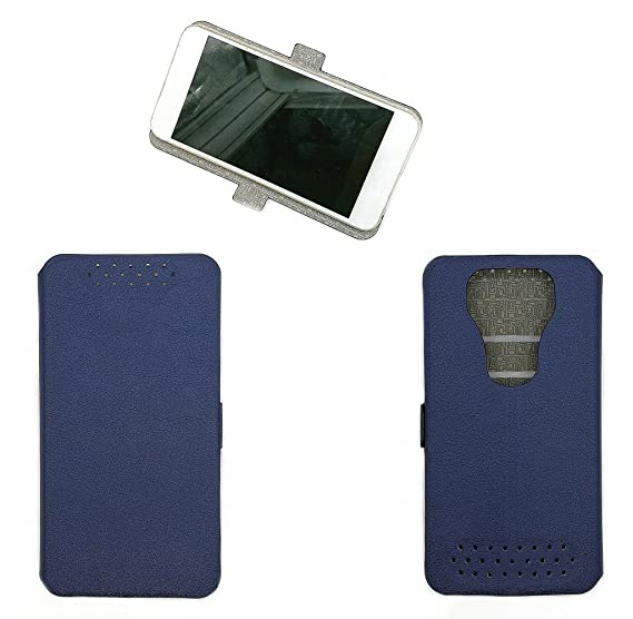more photos 22d5e 8a50d Amazon.com: Case for BLU R2 Plus R0190WW Case Cover Blue: Cell ...