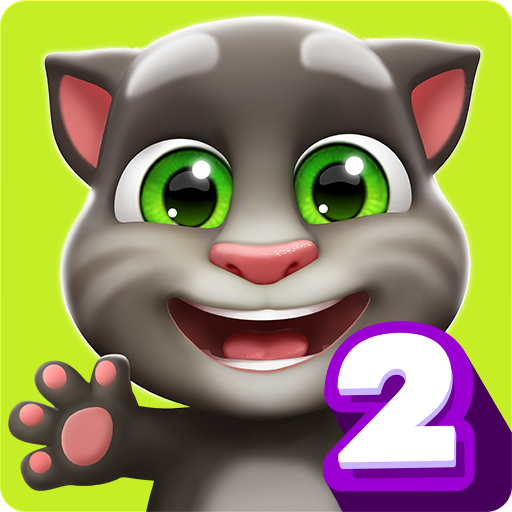 My Talking Tom 2 - Ugly Colors