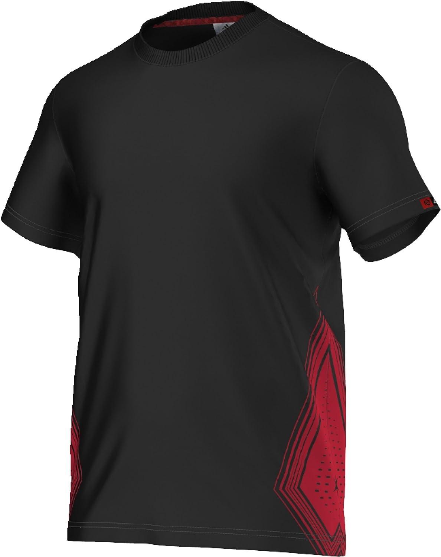 adidas Derrick Rose Onespark T Camiseta de Manga Corta, Hombre ...