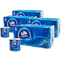 VINDA Deluxe 3 Ply Smooth Feel Toilet Tissue, Case, 250 count (Pack of 64),(250s x 16Rolls) x 4