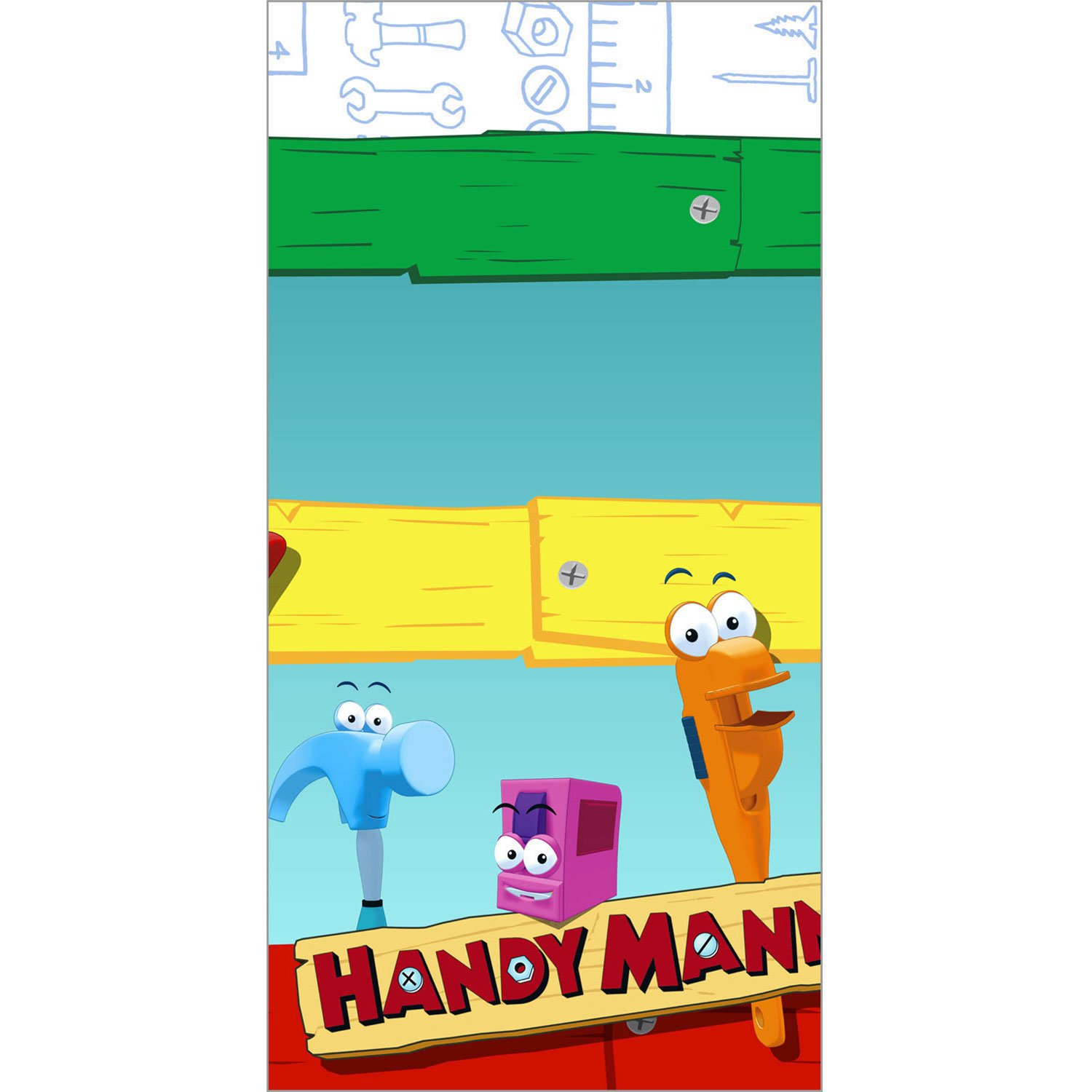 Hallmark Disney Handy Manny Tablecover