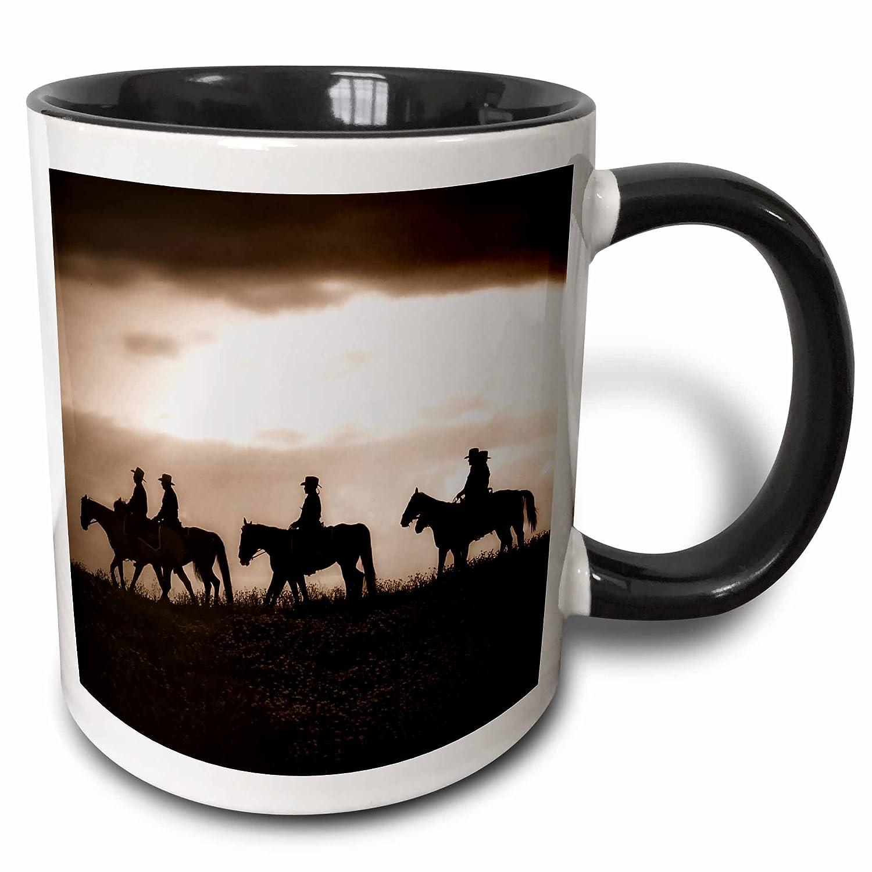 3dRose 150164/_4 Mug Black 11 oz