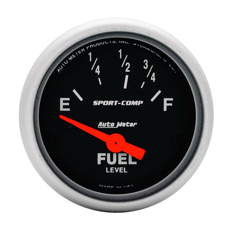 Auto Meter 3315 Sport-Comp Electric Fuel Level Gauge