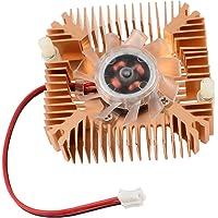Yeshi 120mm PWM ventilador de 3pines 4pines CPU Cooler Radiador Ventilador de luz LED de ordenador ventilador de refrigeración Ventiladores de refrigeración informáticos