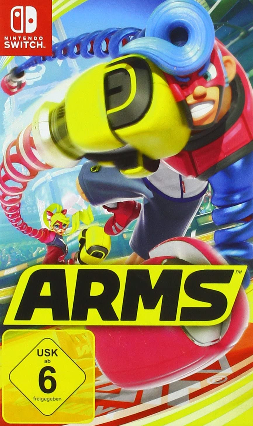 ARMS - Nintendo Switch [Importación alemana]: Amazon.es: Videojuegos