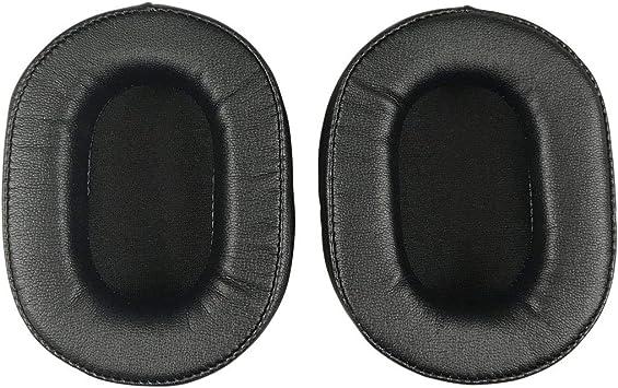 M40X M40 Turtle Beach//HyperX//Sennheiser and More Also Compatible with M50XBT RAINSUNG for Audio Technica ATH M50X Cushion Ear Pads Full List Inside M50