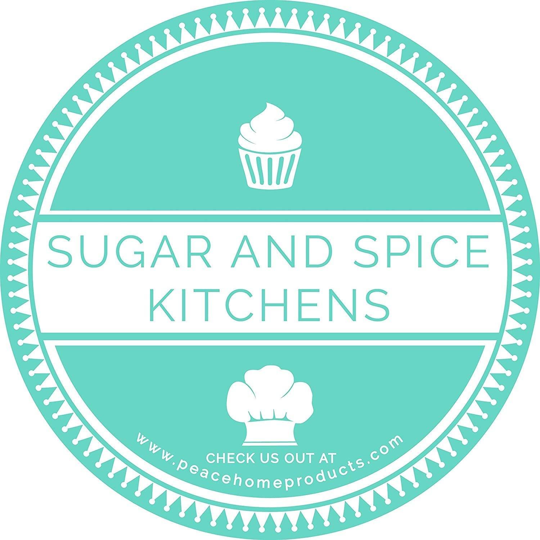 Azúcar y especias cocina rosa cortadores de fondant comestible decoraciones Pro Kit de decoración de pasteles pasta de goma flores rosas nunca 3 pasos de ...