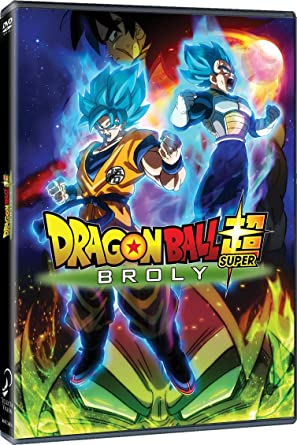 Dragon Ball Super Broly [DVD]: Amazon.es: Animación, Tatsuya ...
