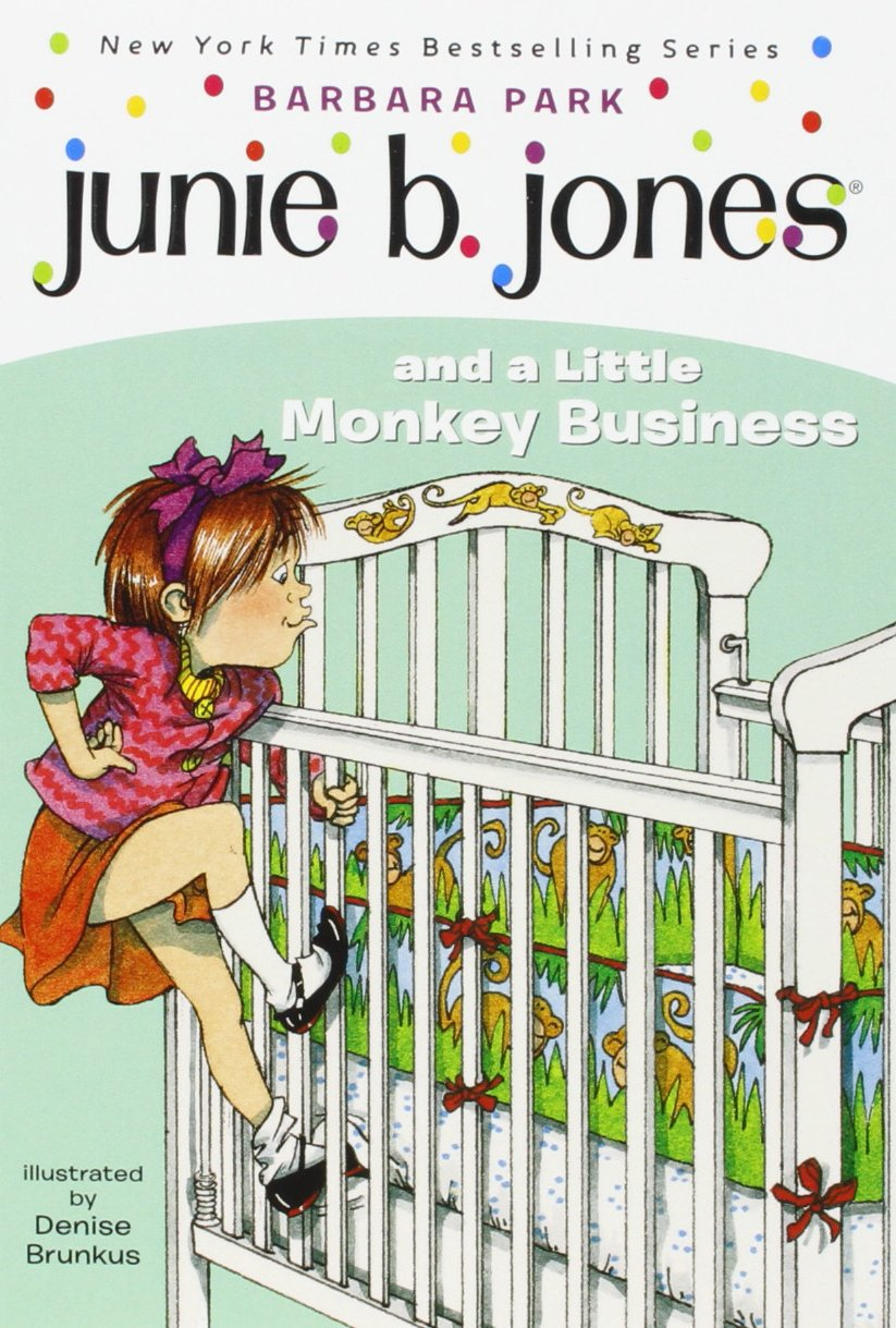 Junie B. Jones Complete Kindergarten Collection: Books 1-17 with paper dolls in boxed set by RHBYR (Image #4)
