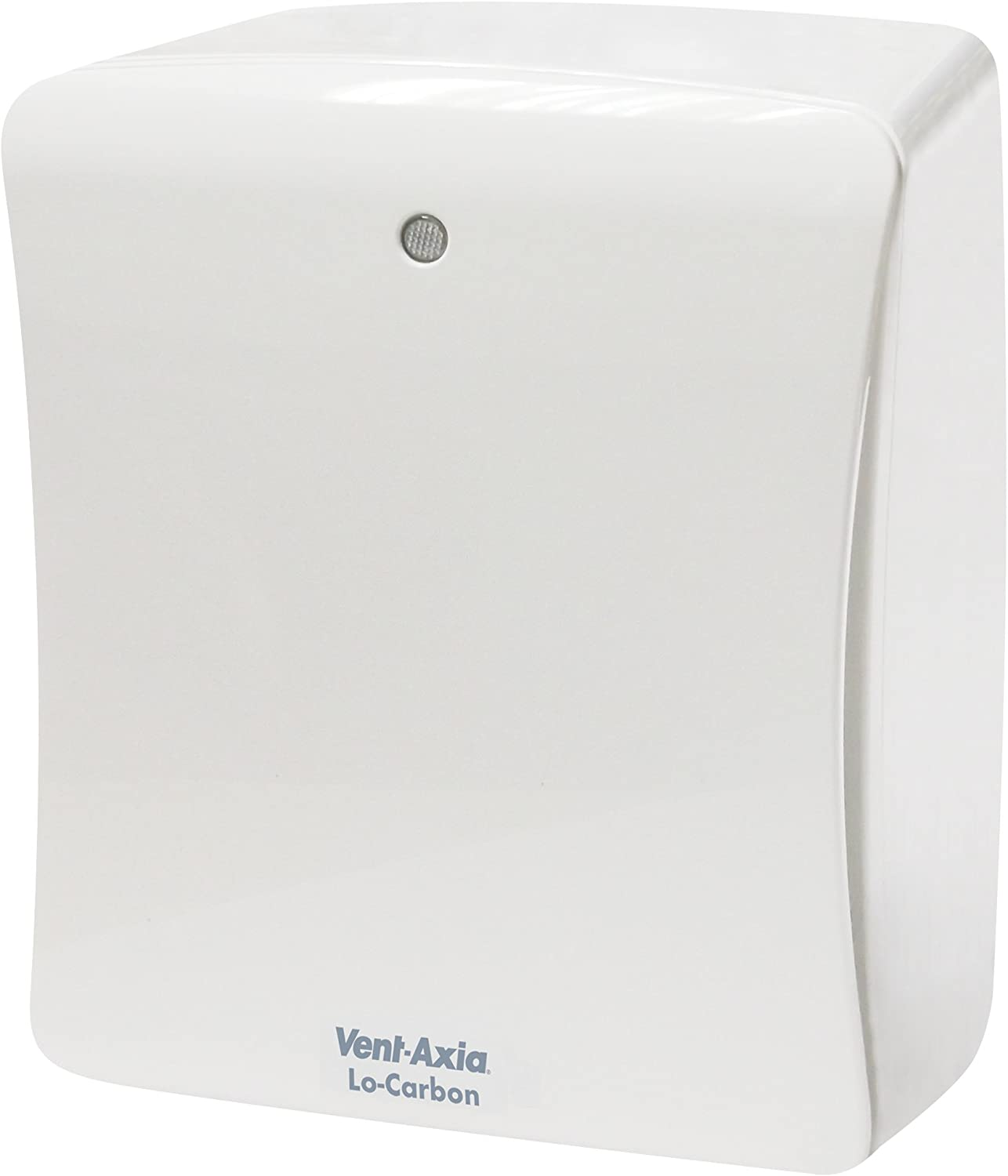 Vent-Axia 427481 Lo-Carbon Solo Plus Centrifugal Bathroom and Toilet Fan with Pullcord
