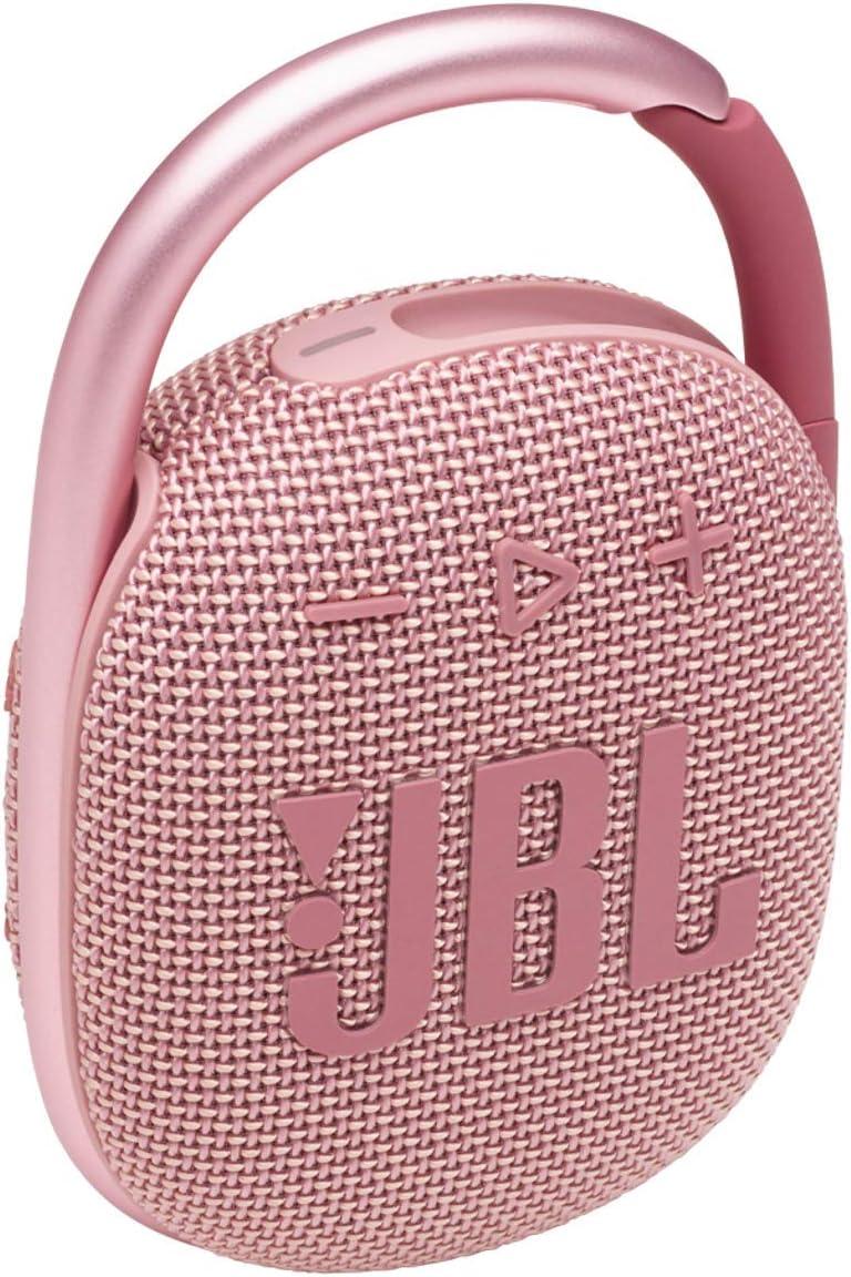 Jbl Clip 4 Bluetooth Lautsprecher In Pink Elektronik