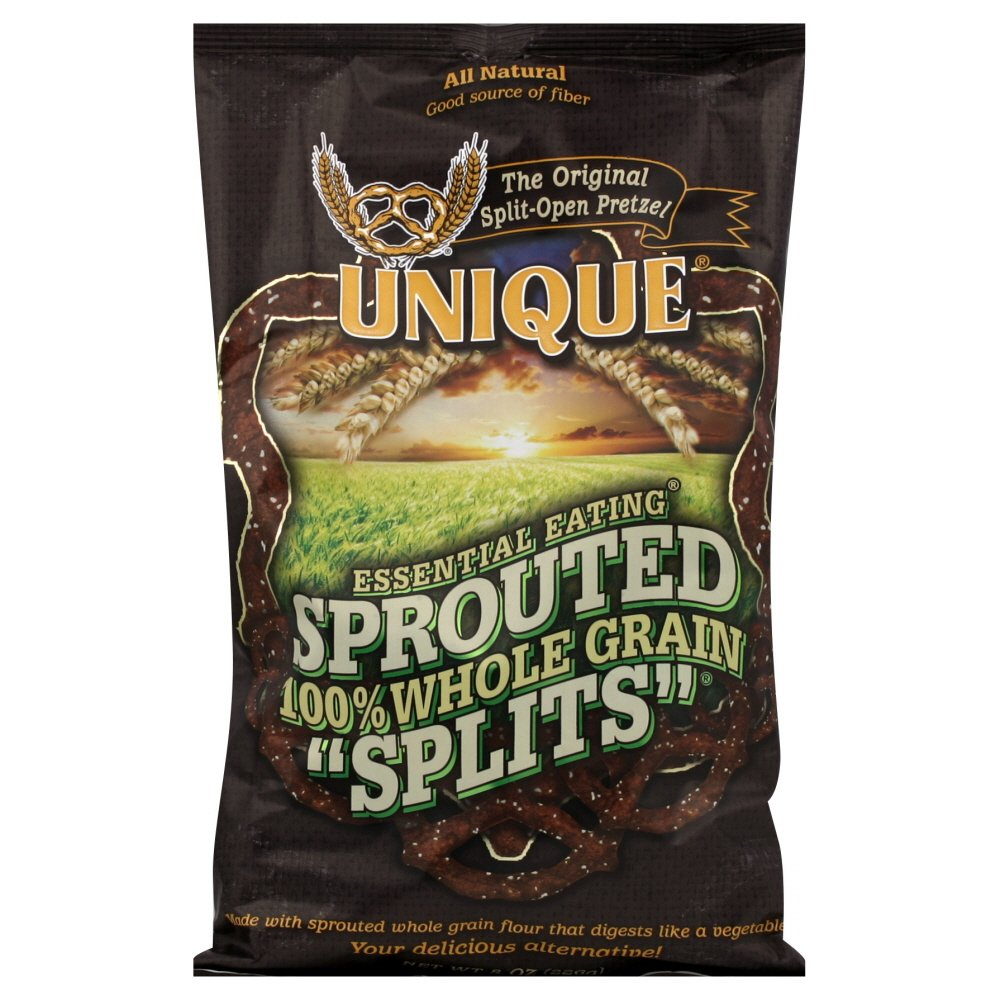 Sprouted Wheat Pretzel Spelts (Pack of 12)