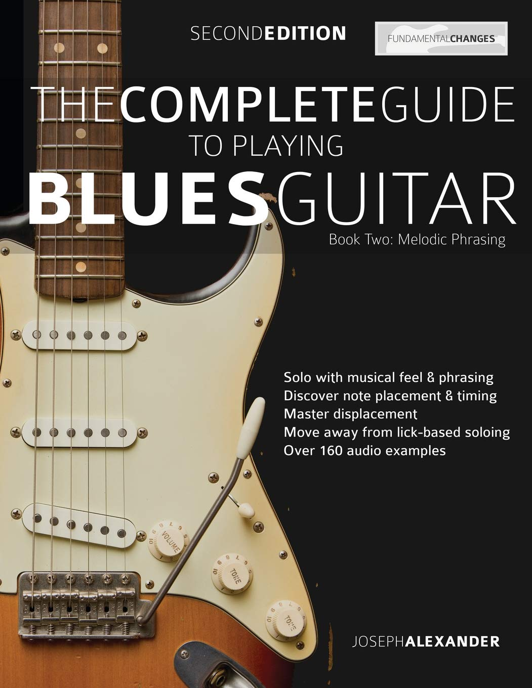 The Complete Guide To Playing Blues Guitar Book Two   Melodic Phrasing  Lead Guitar Melodic Phrasing  Play Blues Guitar Band 2