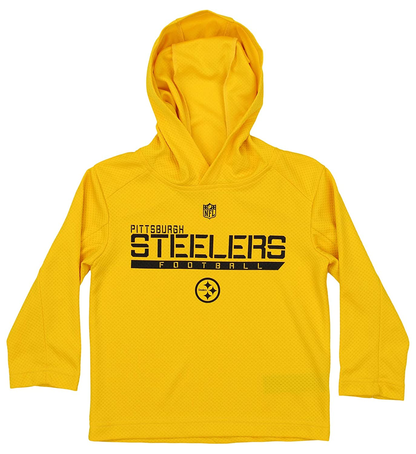 best service b468e 7702b Outerstuff NFL Little Kids (4-7) Pittsburgh Steelers Supreme ...