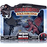 Spin Master 6028770 – Dreamworks Dragons – Deluxe Dragons Legacy Battle Pack