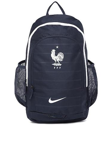 Nike Unisex Stadium FFF Navy Blue Backpack  Amazon.in  Shoes   Handbags e0995780e0