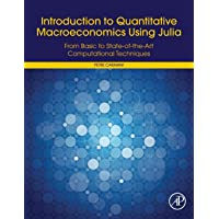 Introduction to Quantitative Macroeconomics Using Julia: From Basic to State-of-the-Art Computational Techniques