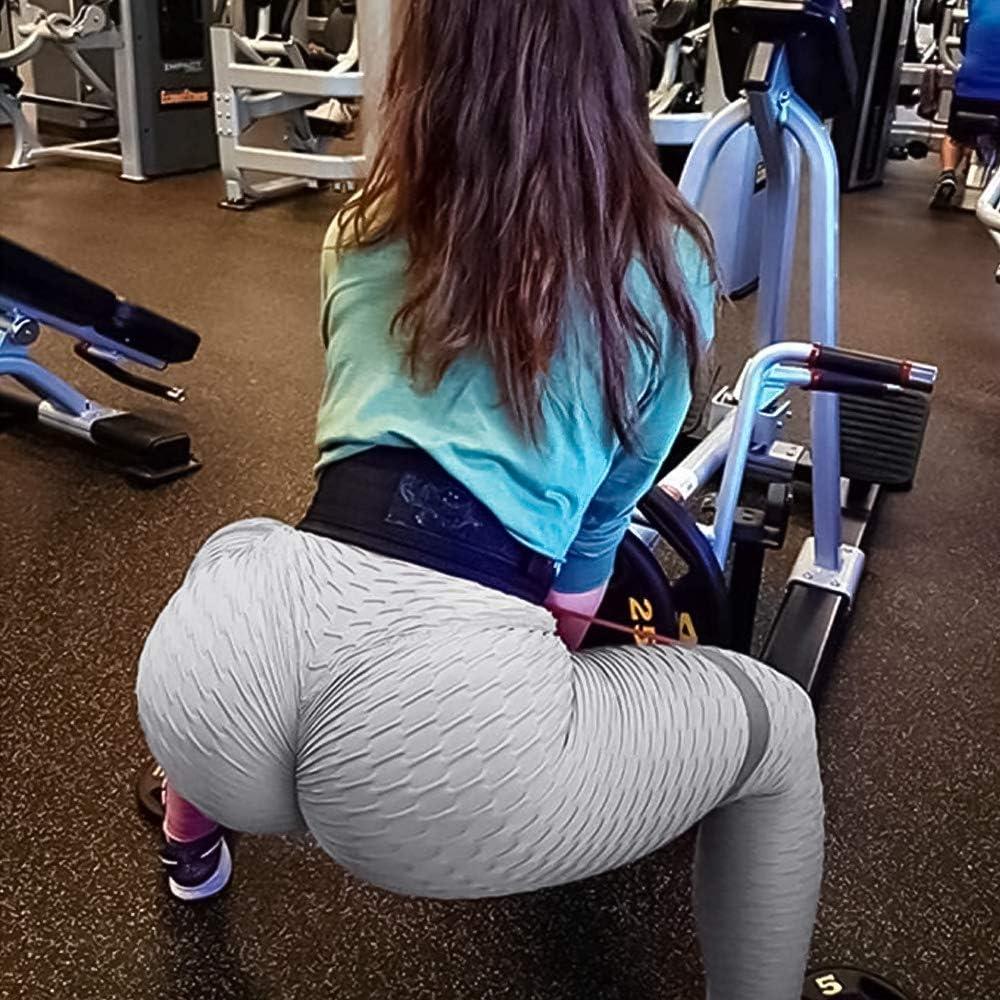 GP-11 Sporthose Fitnesshose Training Laufhose Sport Tights Hohe Taille Yogahose Pau1Hami1ton Damen Leggings