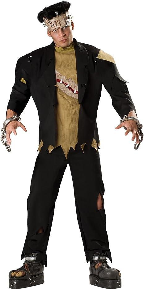 Disfraz de gama alta para Halloween Frankenstein-adulto: Amazon.es ...