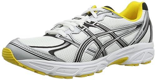 91cd7e487163 ASICS Patriot 6 Shoes - Man White Size  6  Amazon.co.uk  Shoes   Bags