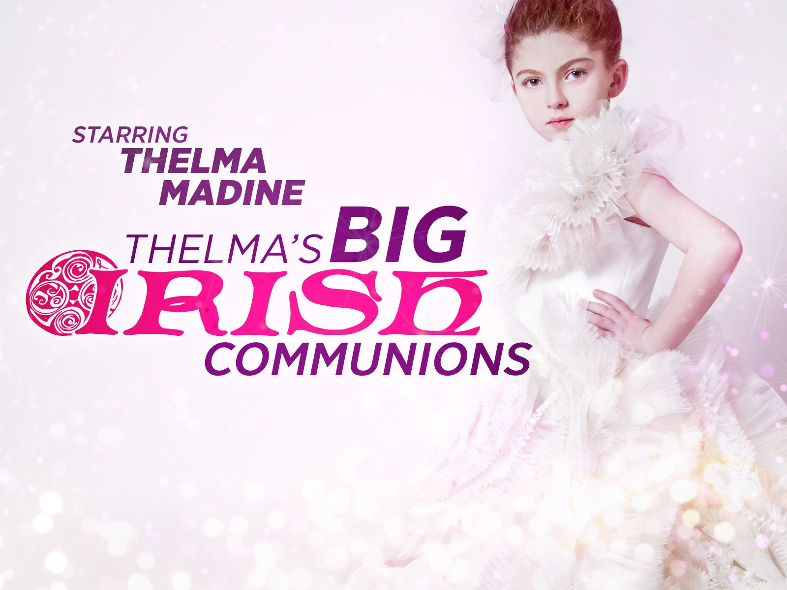 Amazon.com: Thelma\'s Big Irish Communions: Thelma Madine, Banijay