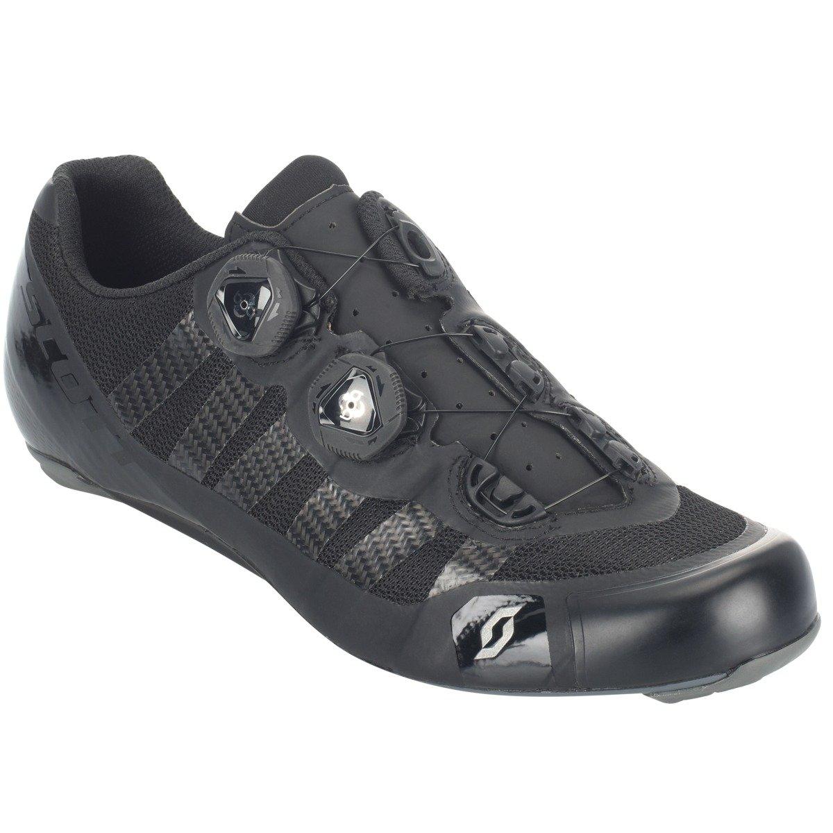 Scott Road RC Ultimate Cycling Shoe - Men's Black, 45.0 by Scott