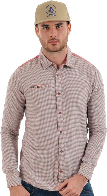 Volcom - Camiseta Deportiva - para Hombre: Amazon.es: Ropa y accesorios