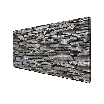 Pinnwand Magnettafel Memoboard Motiv Steinwand