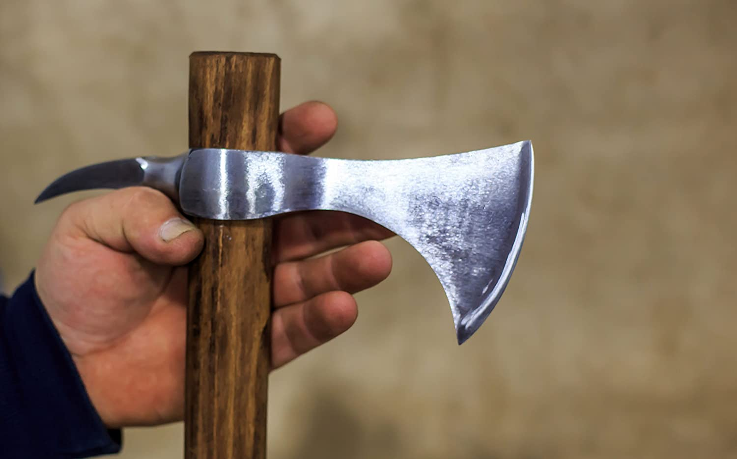 Bearded Spike Tomahawk Axe Hatchet by mapsyst