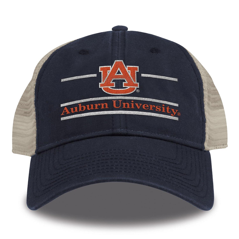 super popular 2ac66 9098e Amazon.com   The Game NCAA Kansas Jayhawks Split Bar Design Trucker Mesh  Hat, Royal, Adjustable