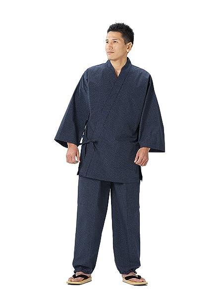 7610685a4 Samue (ropa tradicional japonesa) de Bunjin para hombre de ...